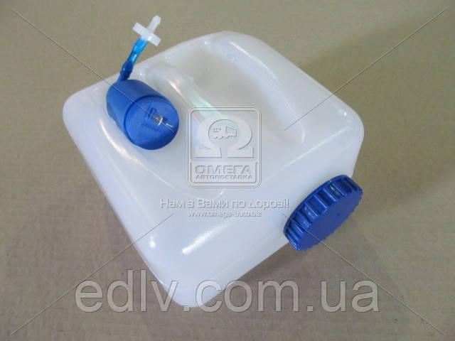 Омыватель электрический ГАЗ 3302 12v в сб. с бачком нового образца (пр-во ПРАМО, г.Ставрово)