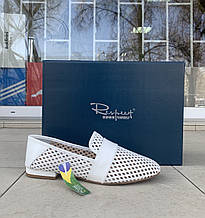 Женские перфорированные туфли Respect оригинал Бразилия натуральная кожа 36