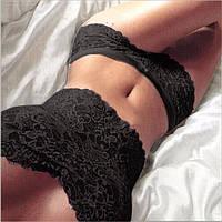 Эротический комплект женское нижнее бельё