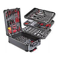Набор инструментов Swiss Kraft 399 предметов в чемодане KKO1 14кг для дома для авто все под рукой