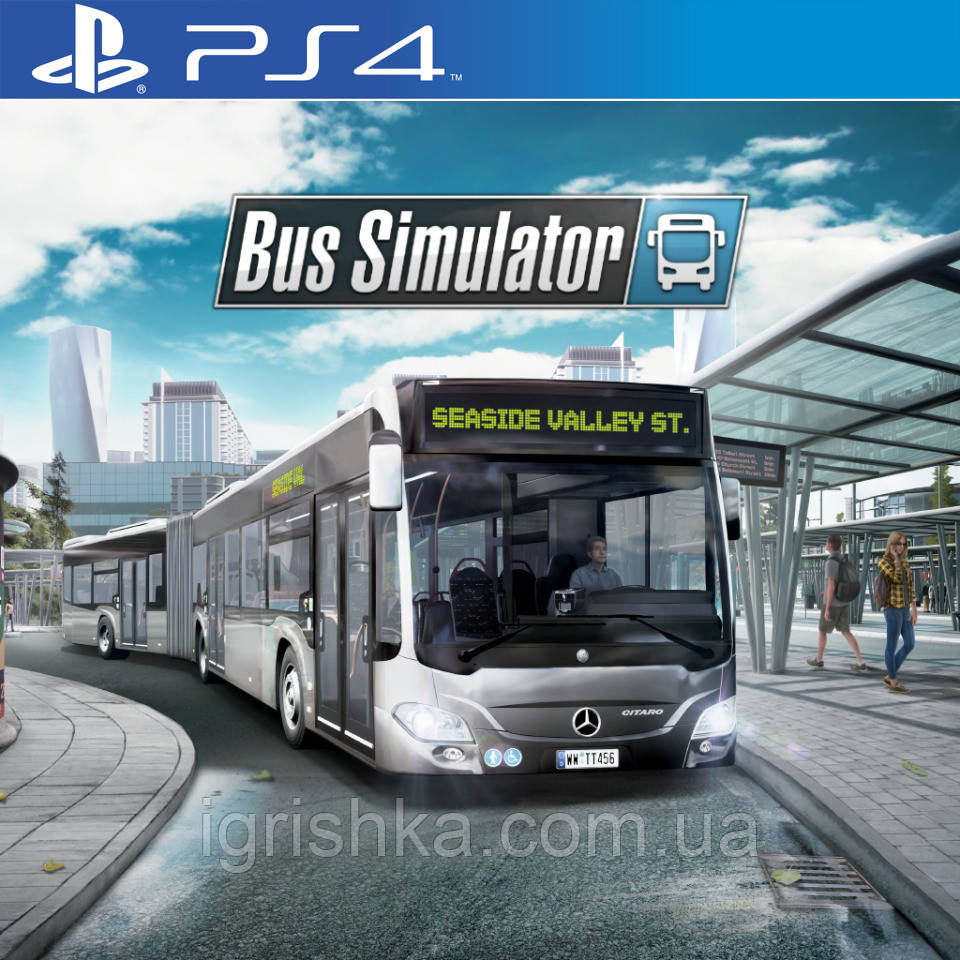 Bus Simulator Ps4 (Цифровий аккаунт для PlayStation 4)