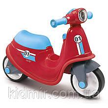 Беговел скутер каталка Червоний Smoby 721003