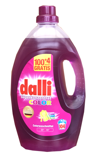 Гель 104 стирки Суперконцентрат Dalli Color