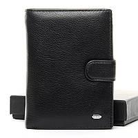 Мужской кожаный кошелек DR. BOND опт/розница
