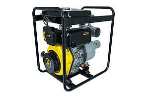 Мотопомпа дизельная Кентавр КДМ100Б (для чистой воды, 80 м. куб/час) Бесплатная доставка