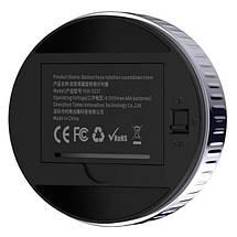 Таймер Baseus Heyo rotation countdown timer з цифровим LED дисплеєм і магнітною основою (ACDJS-01), фото 3