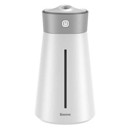Зволожувач повітря Baseus Slim Waist Humidifier + USB Лампа/Вентилятор DHMY-B02 (Білий), фото 2
