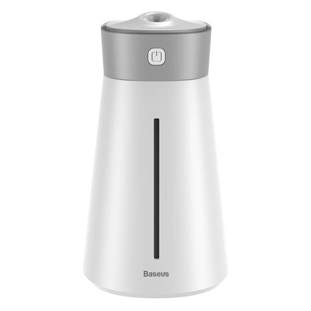 Зволожувач повітря Baseus Slim Waist Humidifier + USB Лампа/Вентилятор DHMY-B02 (Білий)