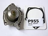 Водяной насос (помпа) на Renault Trafic / Opel Vivaro 1.9dCi (2001-2006) HEPU (Германия) P955, фото 5