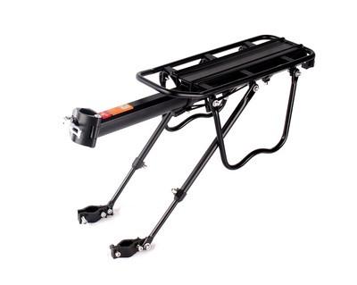 Велобагажник консольный,усиленный, универсальный, багажник для велосипеда