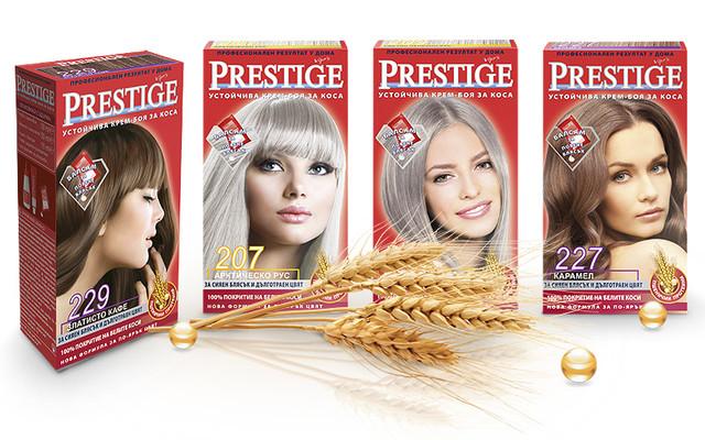 Краска престиж для волос официальный сайт