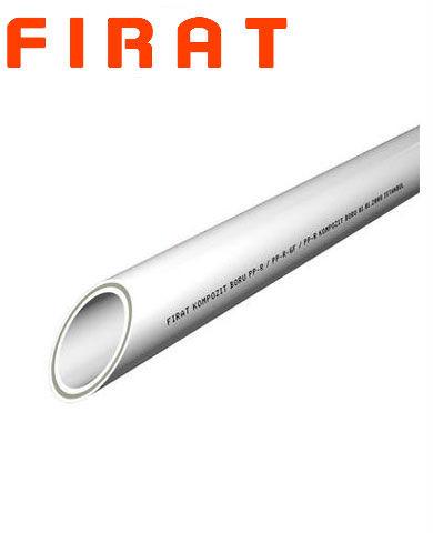 Труба полипропиленовая Firat Fiber 25 PN20 стекловолокно