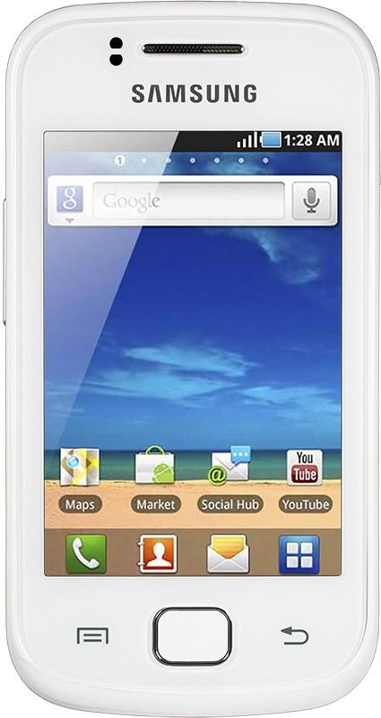 Samsung Galaxy Gio (GT-S5660) White Grade C