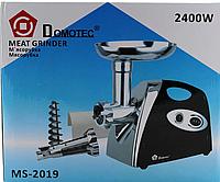 Мясорубка электрическая + томаты Domotec 2400Вт MS-2019