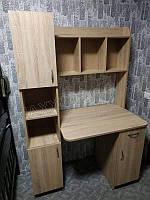 Большой письменный стол Эридан. Стол для школьника или для домашнего кабинета