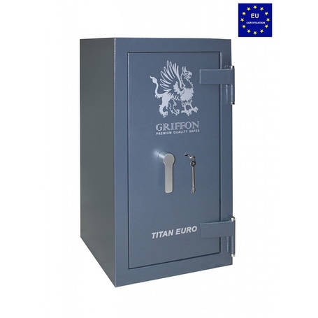 Сейфы огневзломостойкие (Европейская сертификация)