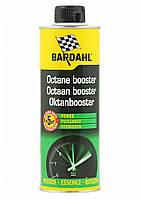 Топливная присадка повышающая октановое число BARDAHL OCTANE BOOSTER (500мл)