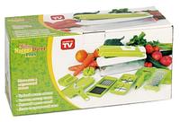 Мультислайсер для овощей и фруктов Nicer Dicer Овощерезка, фрукторезка, слайсер, терка