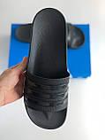 Шльопанці (Капці) Adidas Black, фото 5