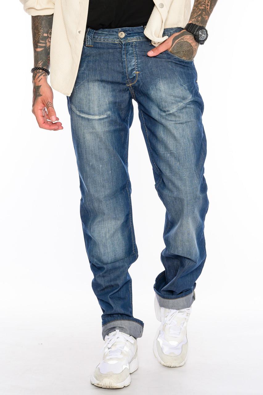 Джинсы мужские Franco Benussi 1127 синие