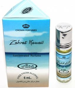 Zahrat Hawaii Al Rehab, 6 мл