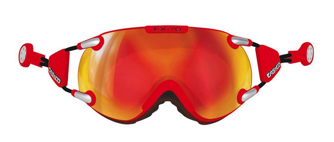 Горнолыжная маска Casco FX70L Carbonic (MD)