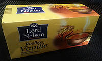 Травяной чай Lord Nelson Rooibos Vanille  в пакетиках, фото 1