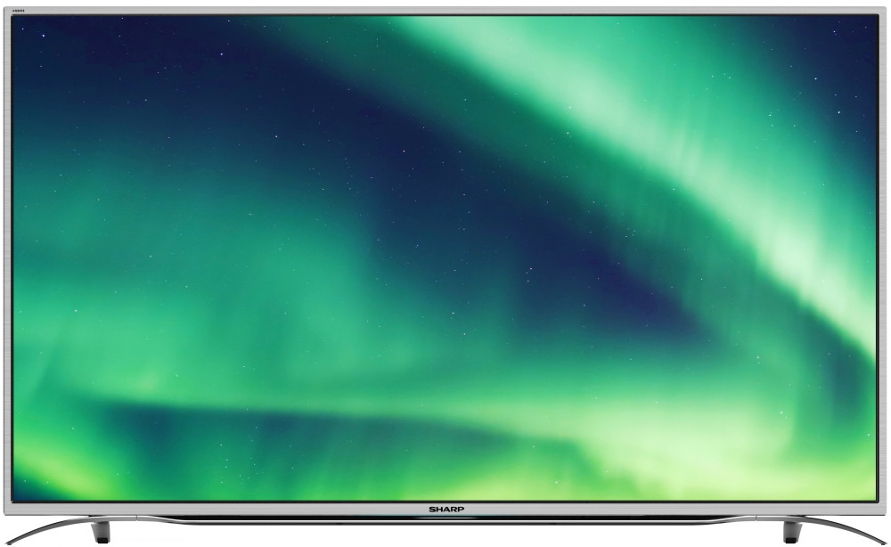 Телевизор Sharp LC-55CUF8372ES (Full HD / 4K / Smart TV / 600Hz / DVB-С/T2/S2)