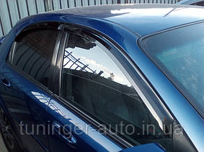 Ветровики, дефлекторы окон Chevrolet Lacetti 5D(Хетчбек) 2004-2013