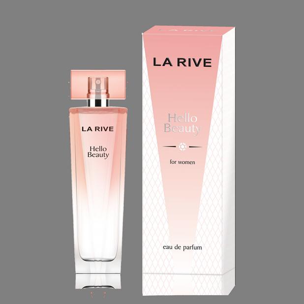 Женская парфюмированная вода La Rive Hello Beauty 100ml