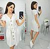 Плаття в смужку літнє жіноче (ПОШТУЧНО) M/42-44