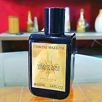 Tester женская парфюмированная вода Laurent Mazzone Veleno Dore edp 100 мл. | Лиц. ОАЭ Тестер, фото 2
