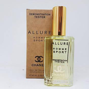 Chanel Allure Homme Sport - Brown Tester 60ml
