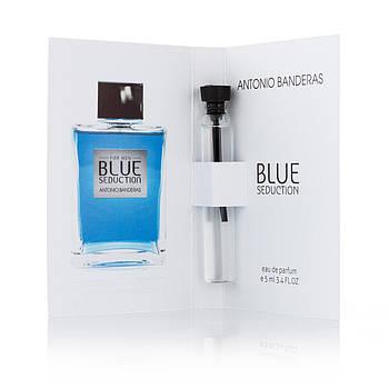 Antonio Banderas Blue Seduction for men - Sample 5ml