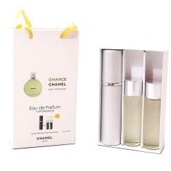 Chanel Chance Eau Fraiche edt 3x15ml - Trio Bag