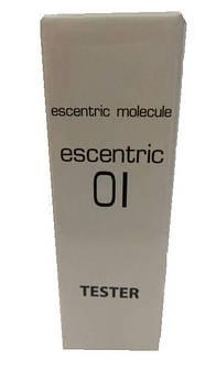 Escentric Molecules Molecule 01 - Tester 60ml