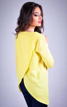 Блуза Лепесток