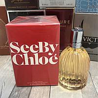 Женская парфюмированная вода Chloe See By EDP 75 мл. | Лицензия Объединённые Арабские Эмираты, фото 2