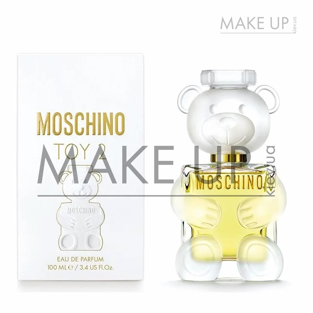 Женская парфюмированная вода Moschino Toy 2 EDP 100 мл. | Лицензия Объединенные Арабские Эмираты