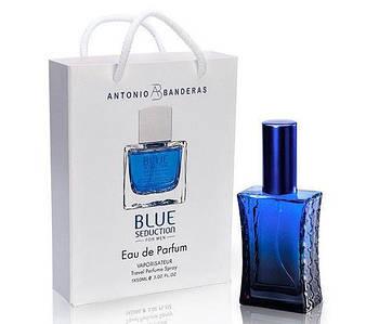 Antonio Banderas Blue Seduction for men - Travel Perfume 50ml
