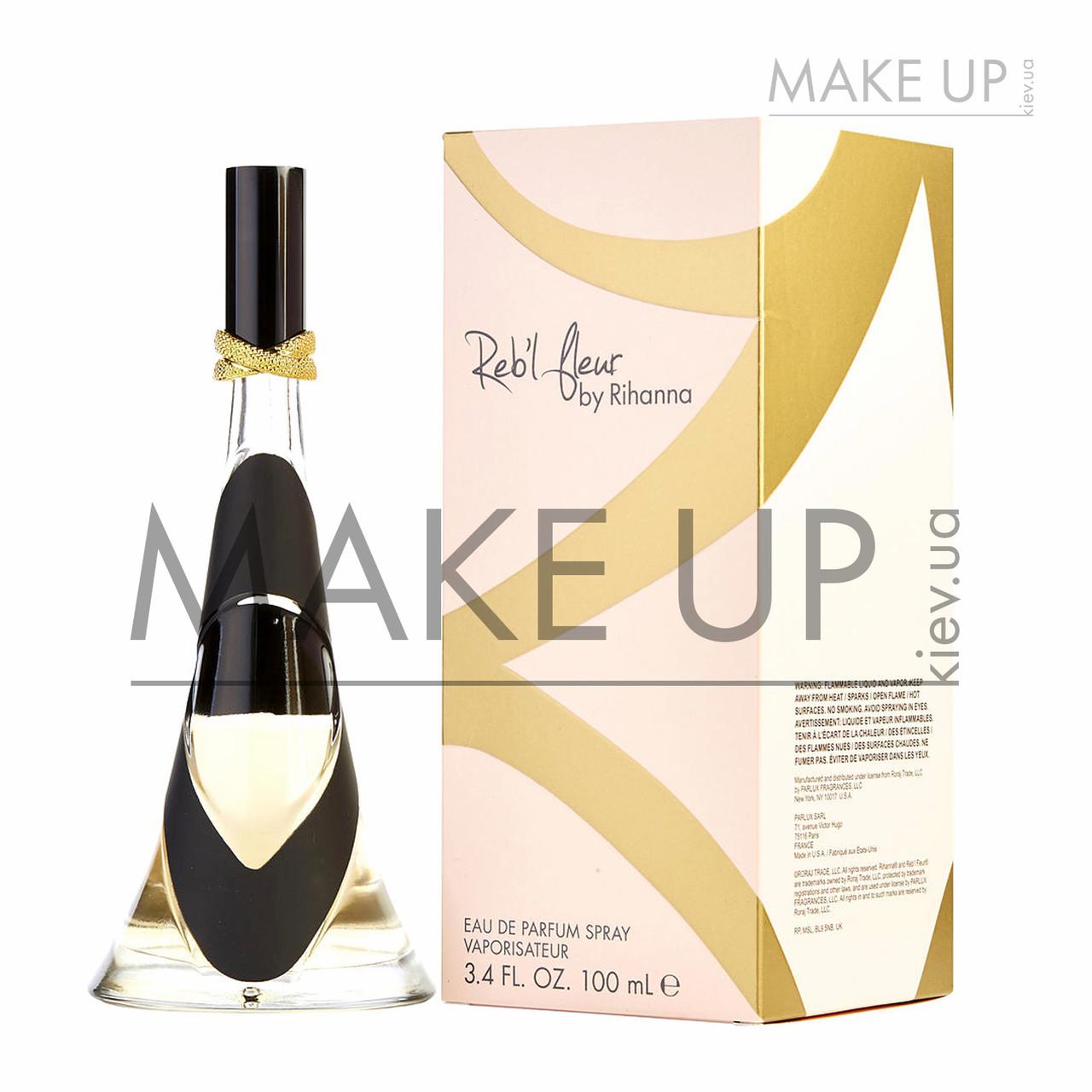 Женская парфюмированная вода Rihanna Rebl I Fleur EDP 100 мл.| Лицензия Объединенные Арабские Эмираты