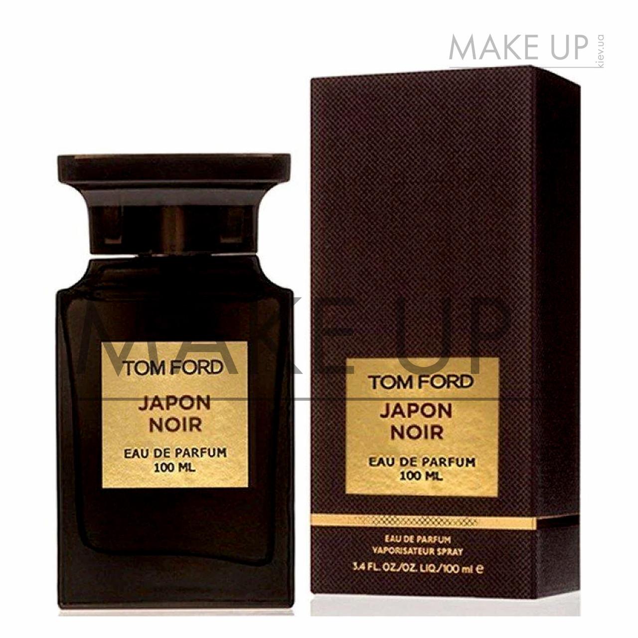 Женская парфюмированная вода Tom Ford Japan Noir EDP 100 мл. | Лицензия Объединенные Арабские Эмираты