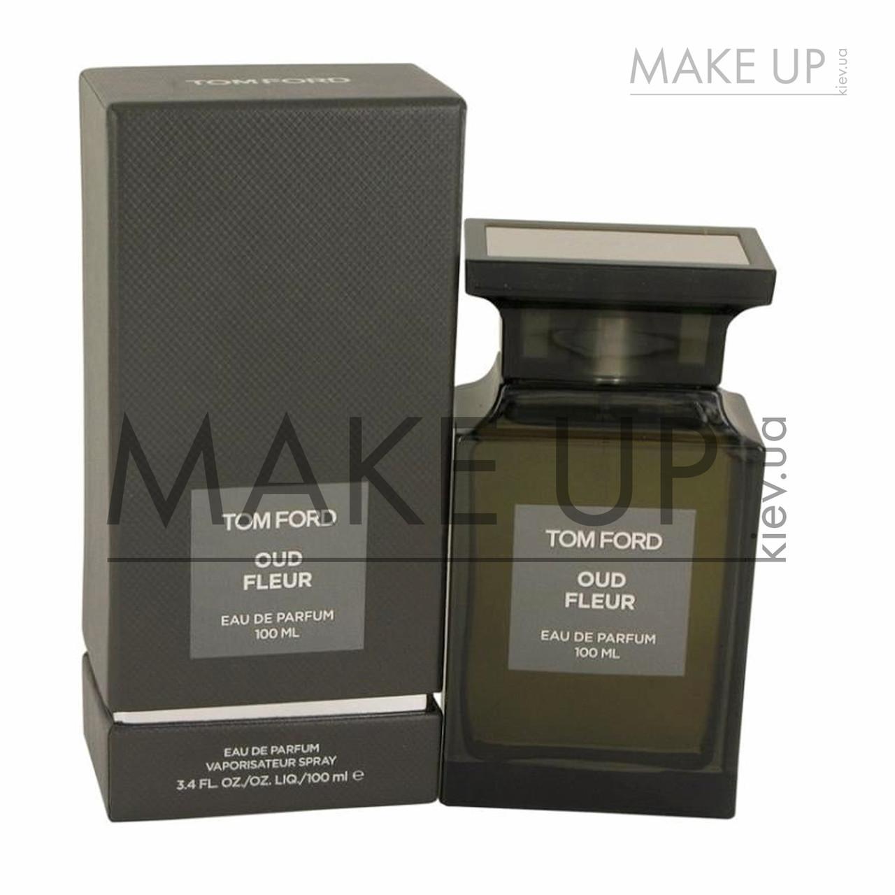 Женская парфюмированная вода Tom Ford Oud Fleur EDP 100 мл. | Лицензия Объединенные Арабские Эмираты