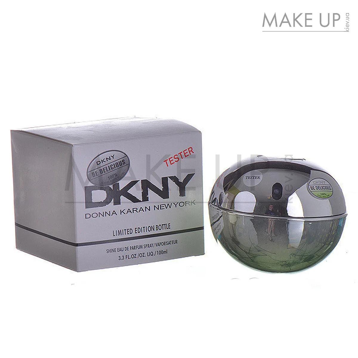 Tester женская парфюмированная вода DKNY Limited Edition Bottle edp 100 мл. | Лиц. ОАЭ Тестер