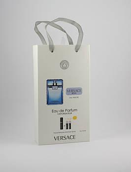 Versace eau Fraiche edt 3x15ml - Trio Bag