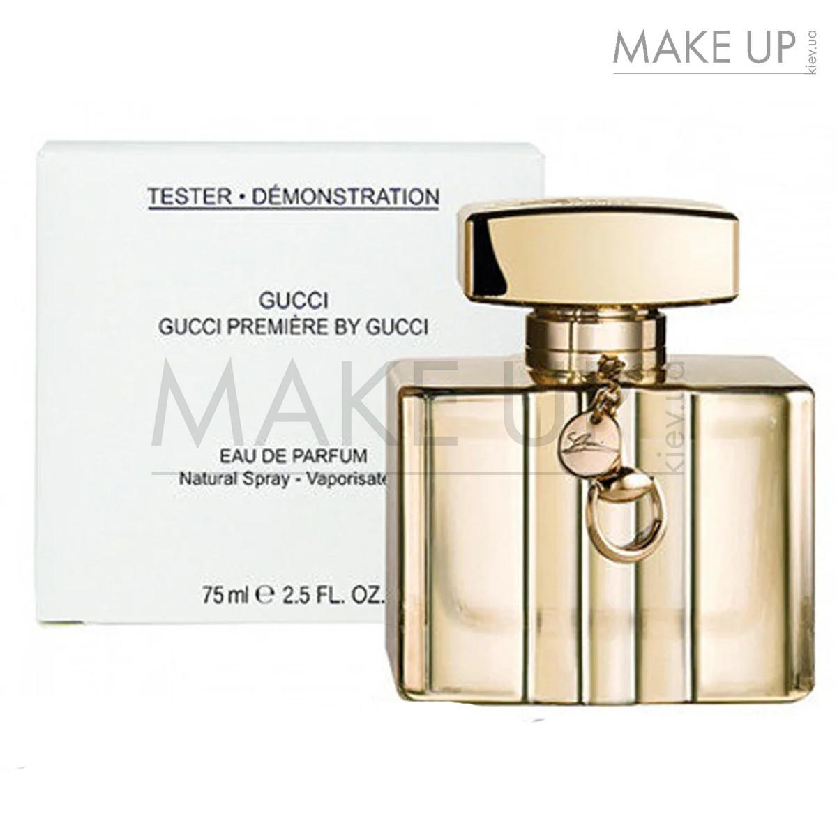 Tester женская парфюмированная вода Gucci Premiere edp 75 мл. | Лиц. ОАЭ Тестер
