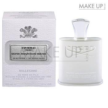 Tester мужская парфюмированная вода Creed Silver Mountain Water edt 120 мл. | Лиц. ОАЭ Тестер