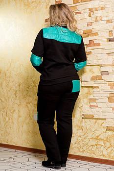 Женский спортивный костюм трёхнитка