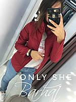 Женская короткая куртка с горловиной, фото 2