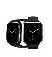 Стильные умные смарт часы Smart Watch X6 black